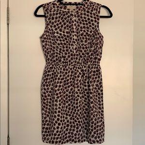 Ann Taylor Loft Printed Dress